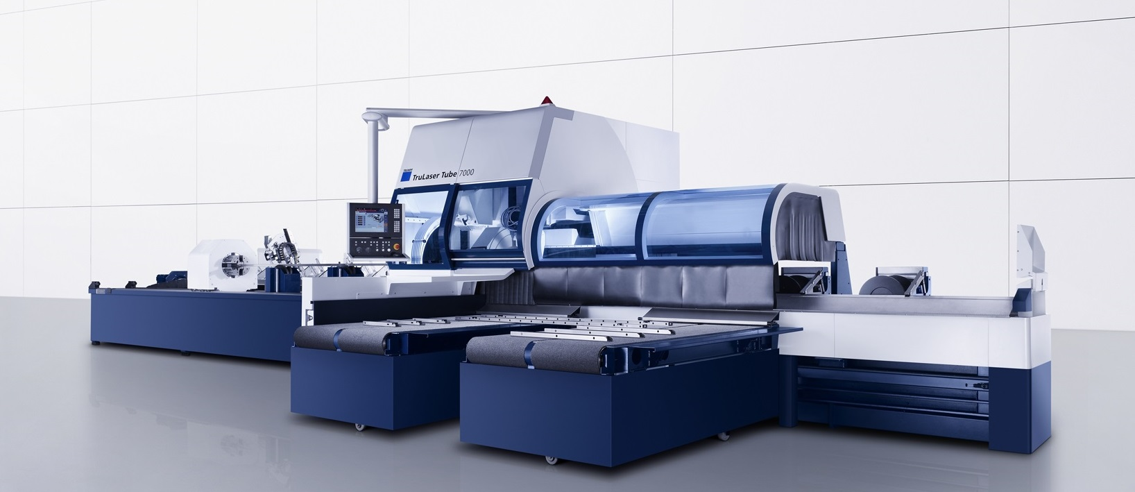 TruLaser Tube 7000 from TRUMPF helps sheet metal ...