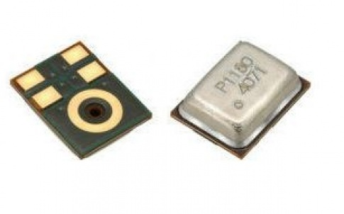 SPH0641LM4H-1 digital bottom port MEMS microphone