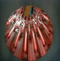 Infrared tube oven