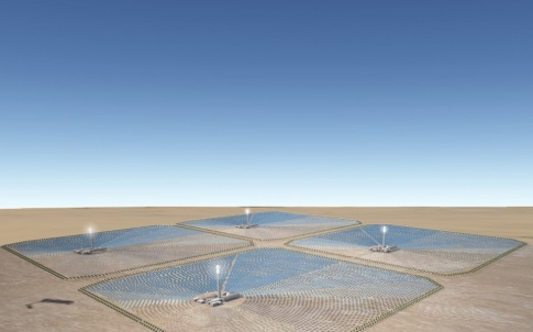 Plans have been announced for TuNur, a 2GW concentrated solar power facility in Tunisia that would be connected to the European electricity grid