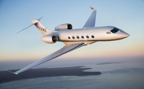 G500 executive jet
