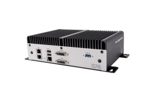 Matrox 4Sight GPm industrial imaging computer