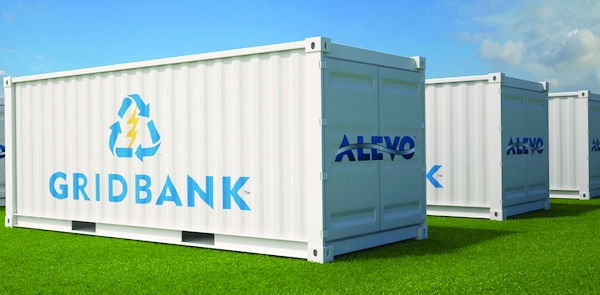 Alevo Unveils Utility Scale Energy Storage Solution The