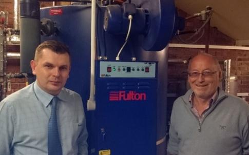 J series boiler