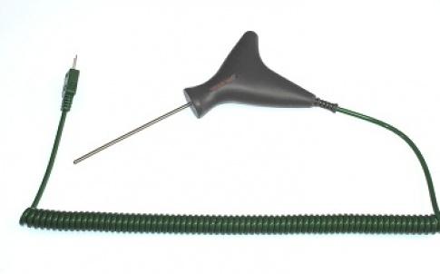 Shark Tail handheld temperature sensors