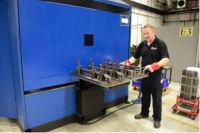 Norbar Torque Tools Ltd has upgraded its welding facility with a new robotic welding cell engineered by Cyber-weld Ltd