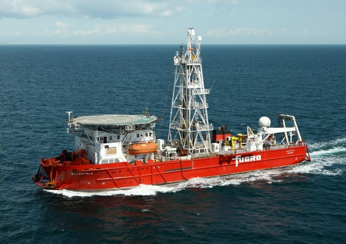 Fugro Nets Giant Offshore Contract The Engineer The Engineer
