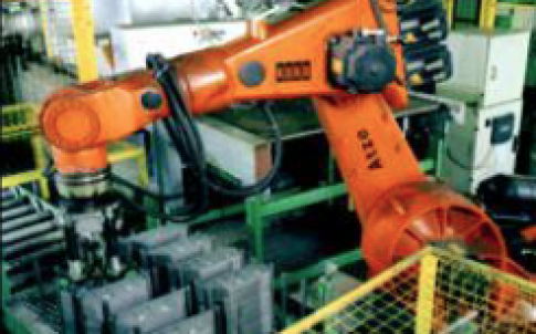 'Robots handle colters'
