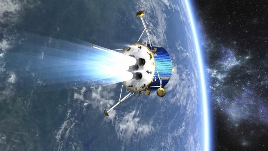 spacecraft power sources - photo #4
