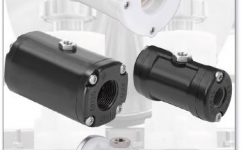 VMP-Compact pinch valves