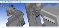 TiNi PartMaker simulation