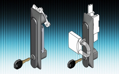 Server cabinet lock systems