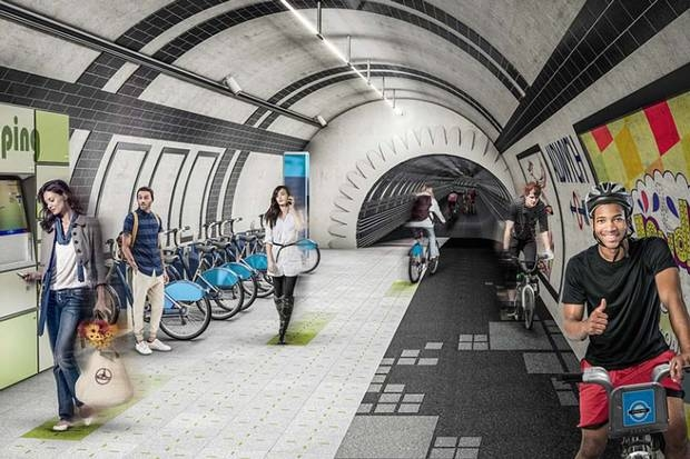 Going underground: cities of the future - The Engineer The ...