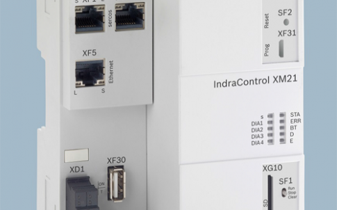 IndraControl XM21/22 programmable logic controller