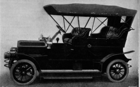The car was described by The Engineer as 'resembling a punt'