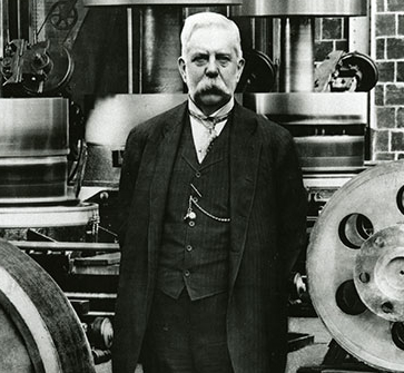 March 1914 George Westinghouse The Engineer The Engineer