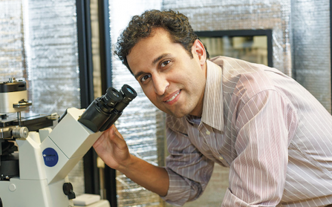 Dr. Majid Minary, an assistant professor of mechanical engineering, was senior author of the study
