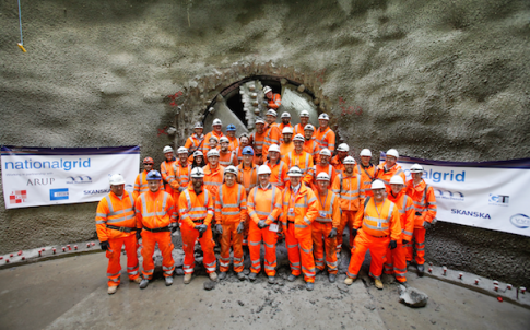 Light at the end of the tunneling for London Power Tunnels