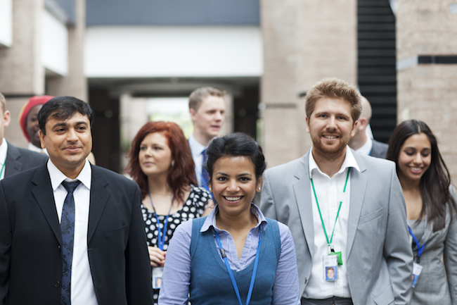 National Grid graduates diversity