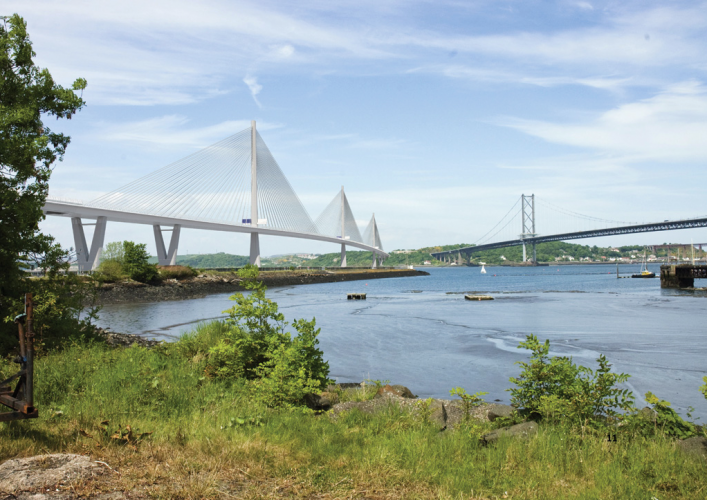 Forth Bridge Queensferry Crossing