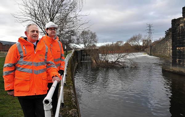 Leeds Flood Alleviation scheme