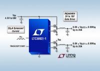 LTC3892 DC/DC controller