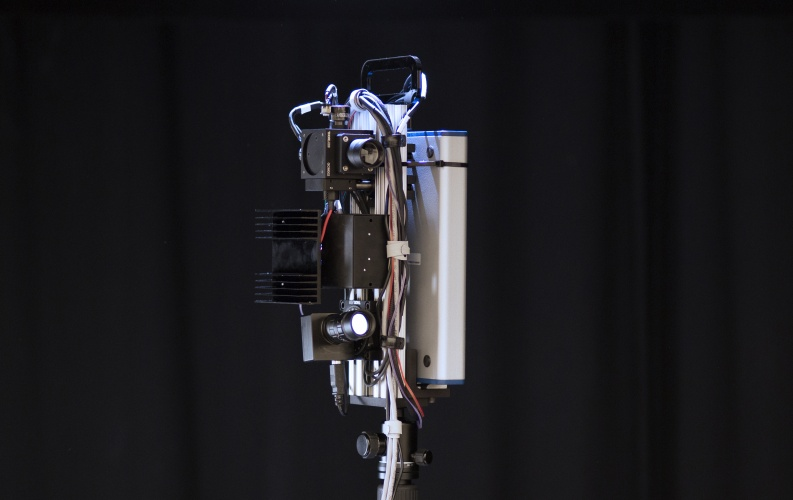 Motion Contrast 3D