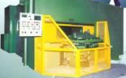 CNC cut-off system