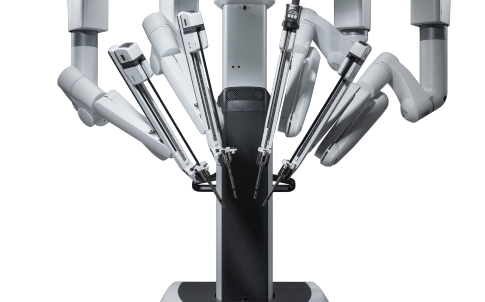 Teleoperated robots such as the DaVinci surgical robot are becoming increasingly widely used
