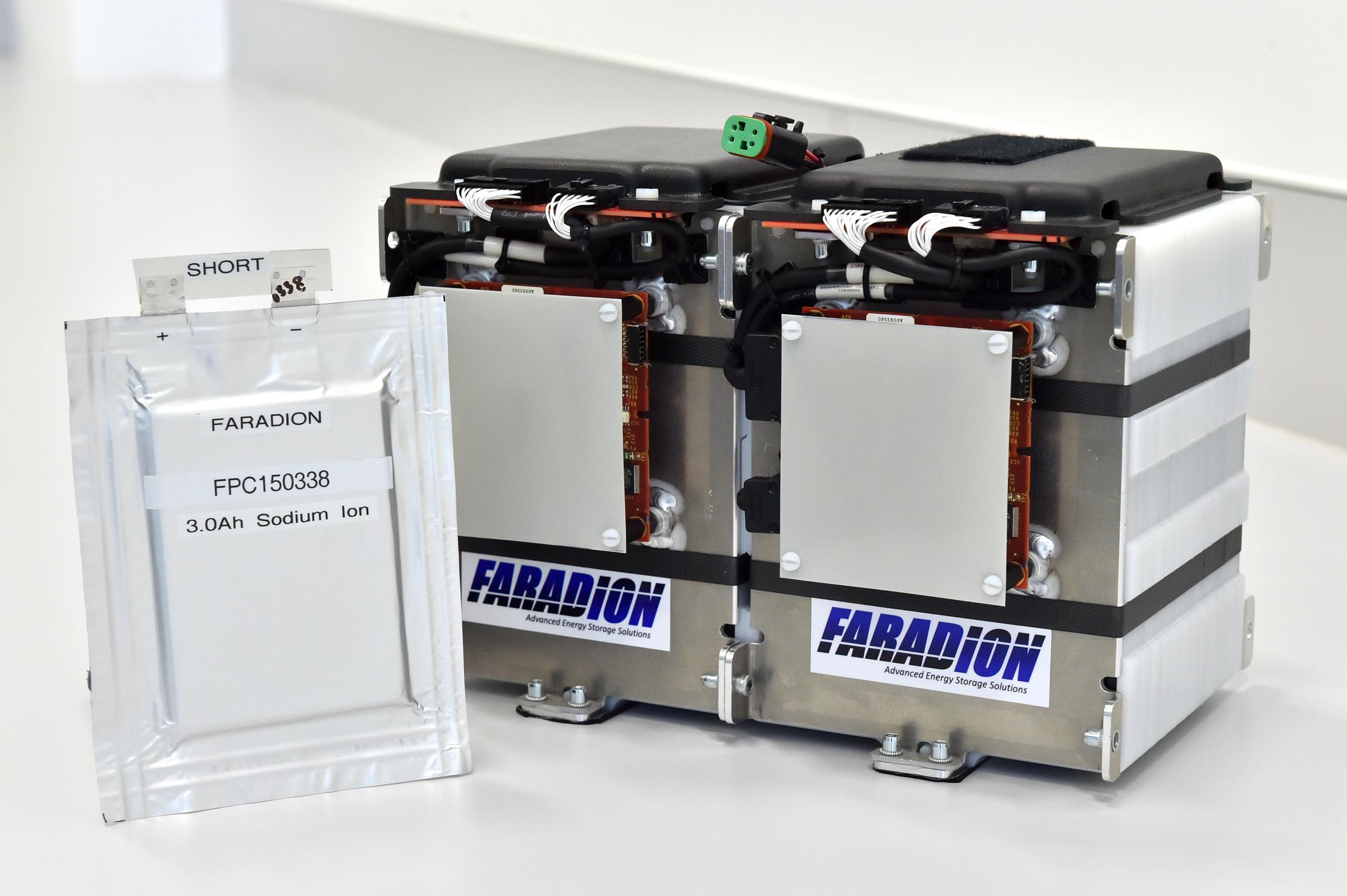 Sodium-ion batteries 'set to challenge' dominant lithium ...