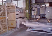Model SBM-GS with automatic handling system