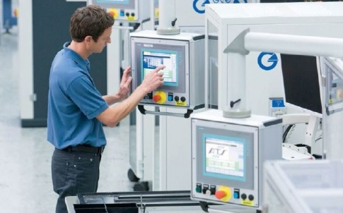 Industry 4.0 smart factory systems