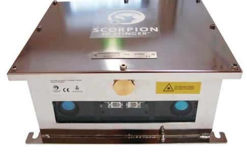 Day Night Scorpion 3D Stinger Camera