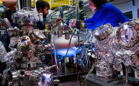 An upgrade programme at the European Synchrotron Radiation Facility (ESRF) is set to lead to an increased understanding of materials and living matter