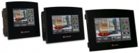 All-in-one, palm-size PLCs with HMI and onboard I/Os