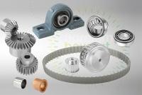 Fixed, plain and ball bearings