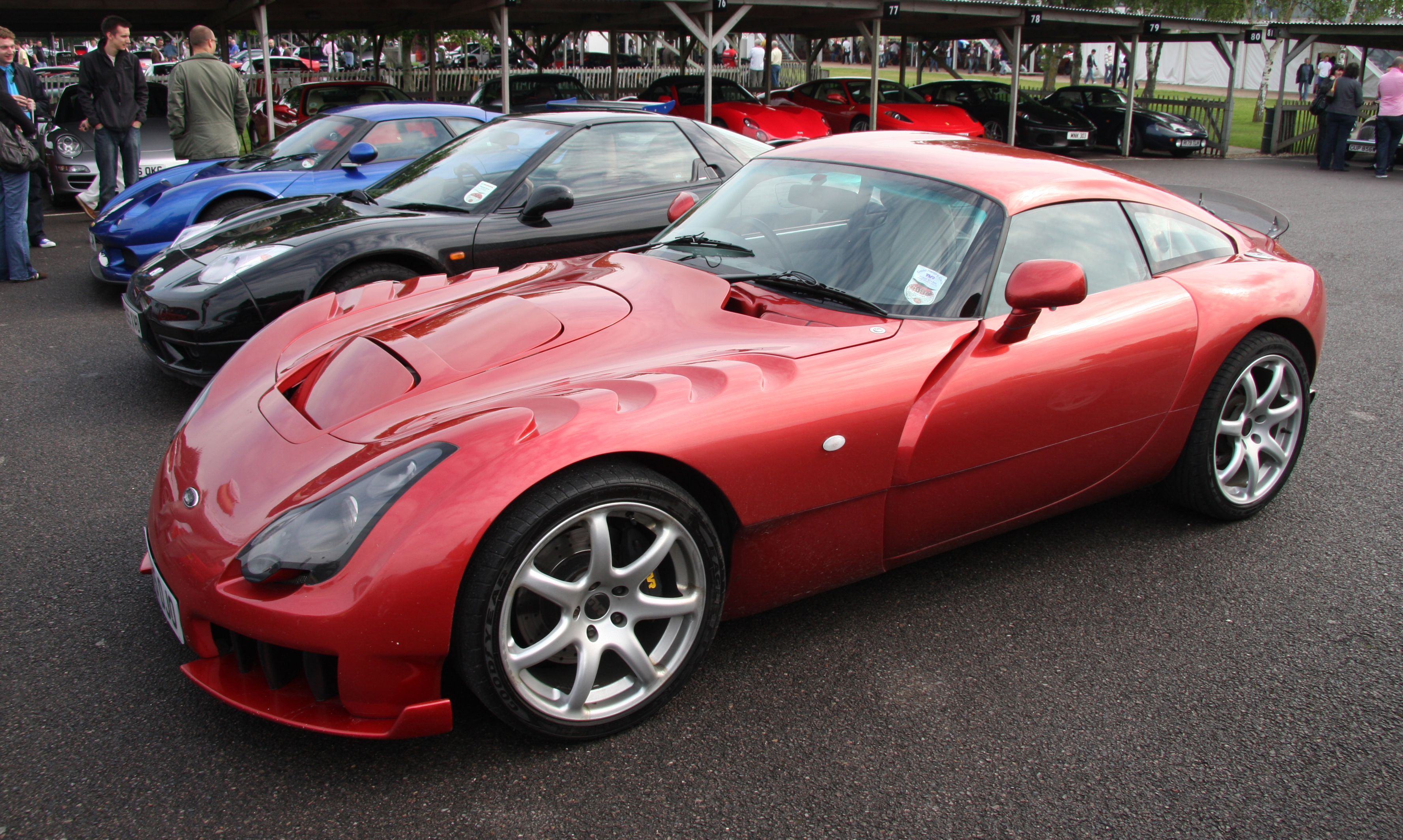 Cosworth And Gordon Murray Support The Resurrection Of Tvr