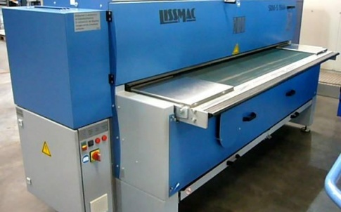 Lissmac SBM-S 1500 grinding machine