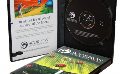 Scorpion Vision Software