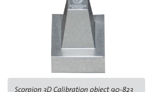 Scorpion 3D Calibration object 90-823