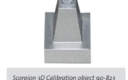 Scorpion 3D Calibration object 90-823