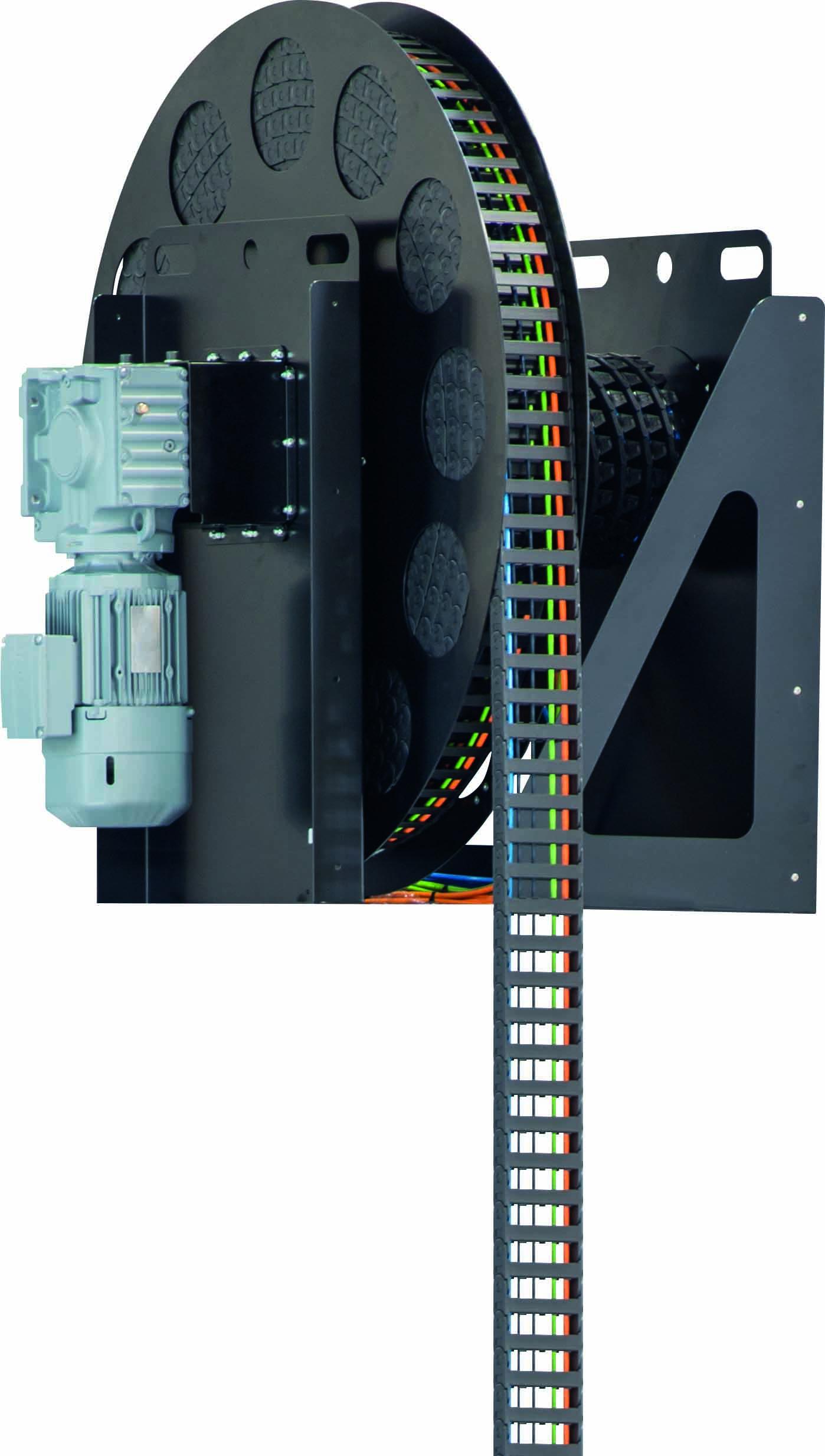 Igus e-spool motor
