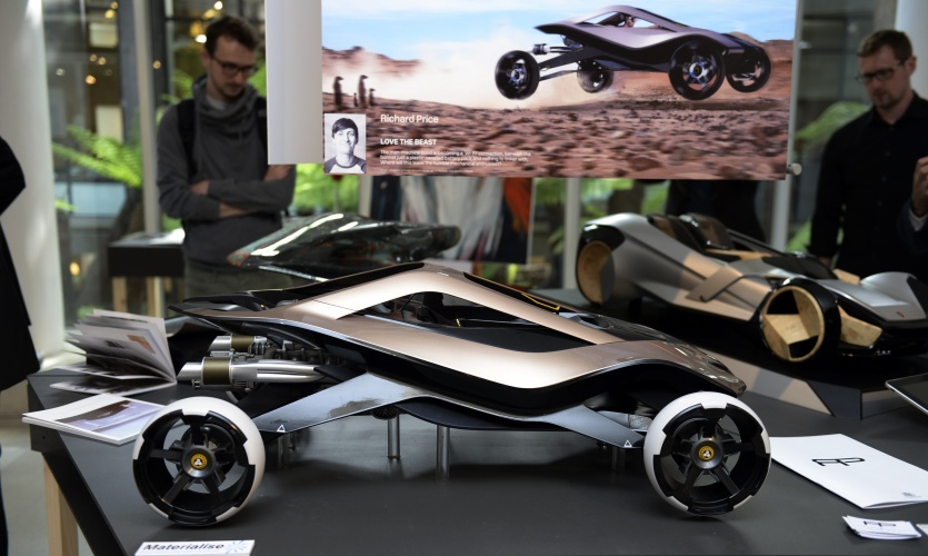 Pilkington Vehicle Design Awards