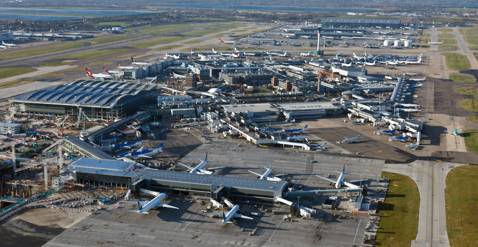 Continuing airport uncertainty is the worst possible outcome – The Engineer The Engineer