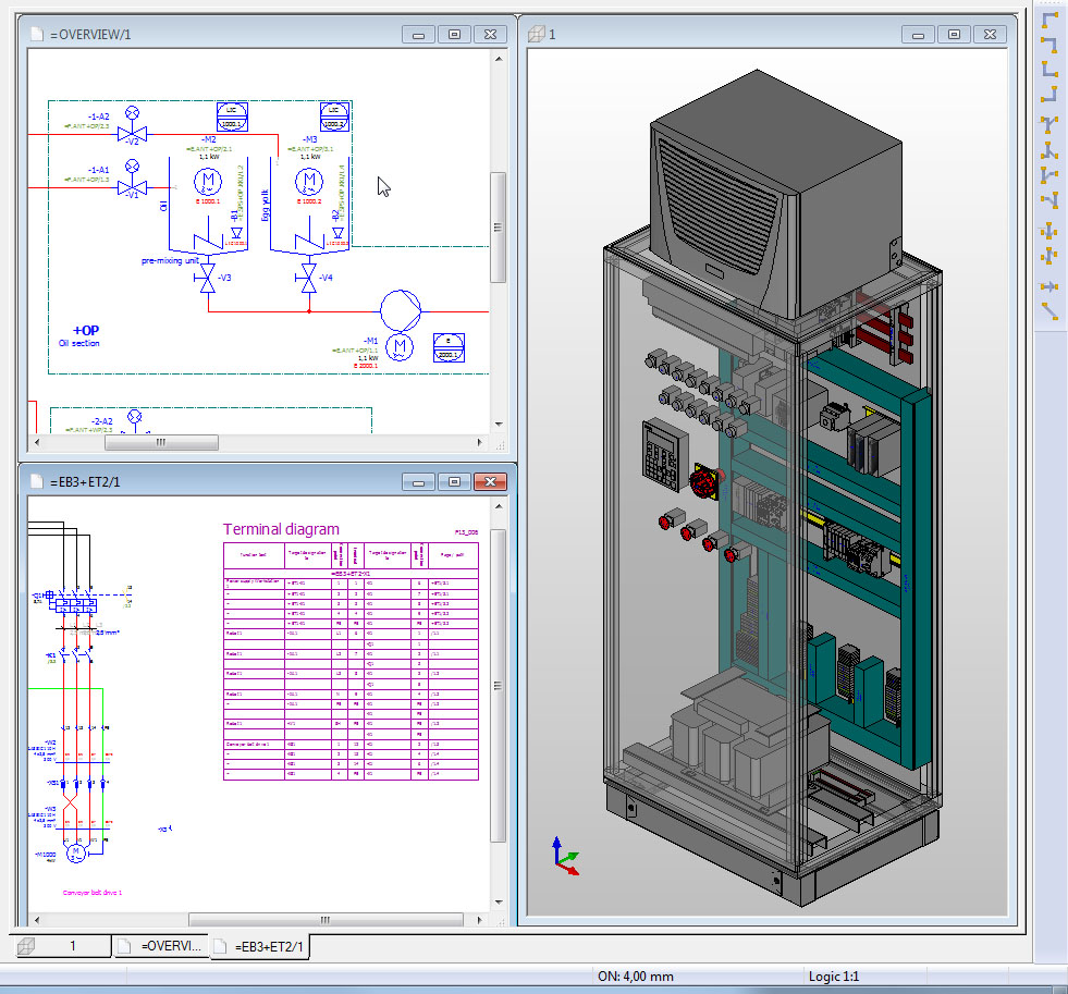 Eplan releases pro panel for 3d engineering of control for Eplan login