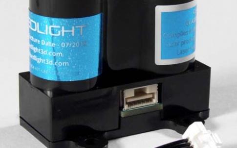 LIDARLite distance sensor module