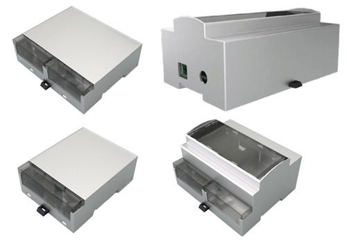 Hitaltech offers enclosures to house the arduino range of