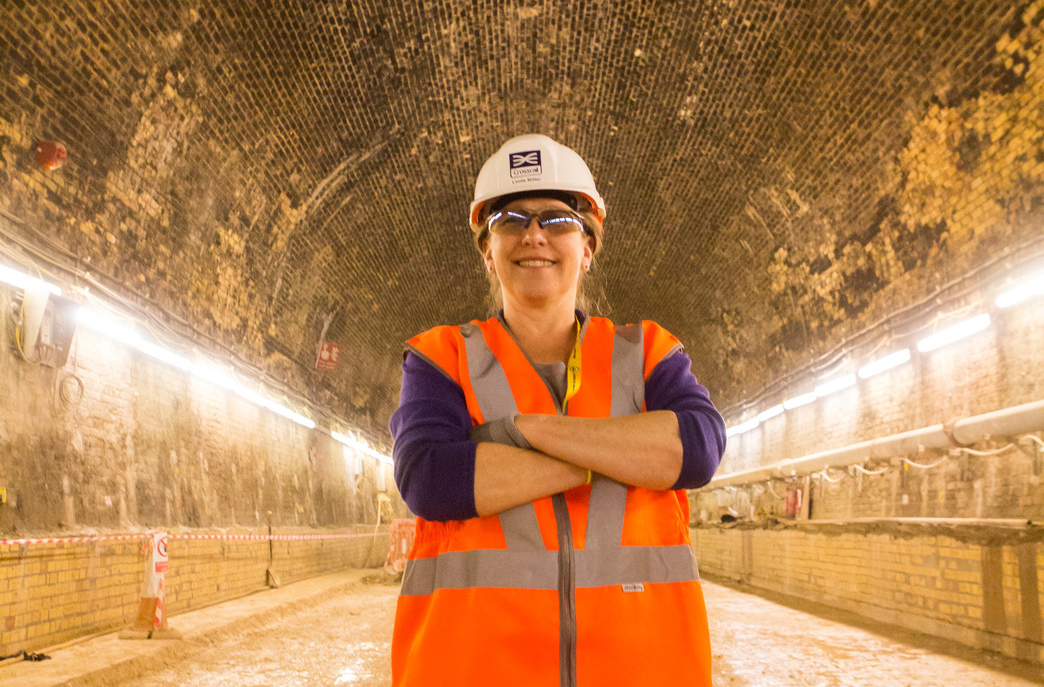 Tunnelling Under The Radar How Crossrail Quietly Dug Up