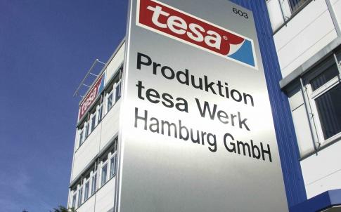 Hamburg plant