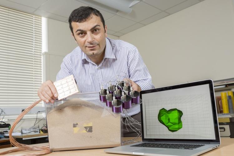 Dr Manuchehr Soleimani